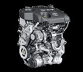 Иконка двигателя Toyota серии ND