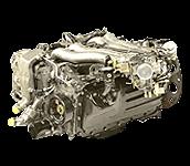 Иконка двигателя Toyota серии TZ