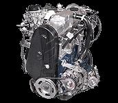 Иконка двигателя восьмого семейства ВАЗ