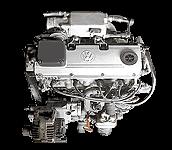 Иконка двс Volkswagen EA827 бензин