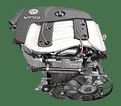 Иконка двс Volkswagen EA395 бензин