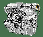 Иконка двс Volvo VW engine