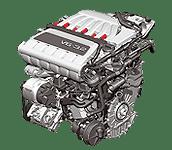 Иконка двс Volkswagen EA360 бензин