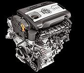 Иконка двс Volkswagen EA888 CAWA