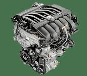 Иконка двс Volkswagen EA390 бензин