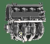 Иконка двс Volvo Ford бензин