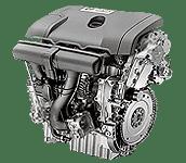 Иконка двс Volvo SI6 engine