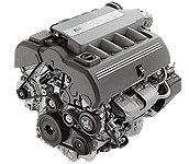 Иконка двс Volvo Yamaha engine