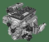 Иконка бензинового двигателя ЗМЗ