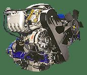 Иконка дизельного двигателя ЗМЗ