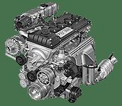 Иконка бензинового двигателя ЗМЗ pro