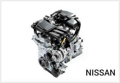 Картинка-ссылка на рубрику двигателей Ниссан