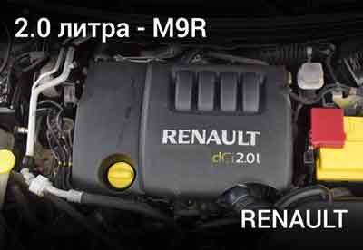 Картинка-ссылка Renault M9R
