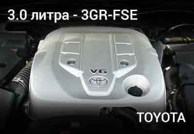 Ссылка-картинка на двс Toyota 3GR-FSE