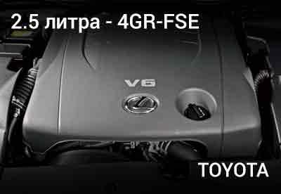Ссылка-картинка на двс Toyota 4GR-FSE