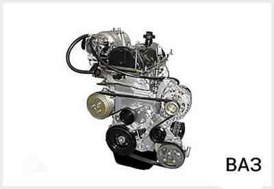 Картинка-ссылка на рубрику двигателей ВАЗ