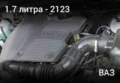 Ссылка-картинка на двигатель Ваз 2123