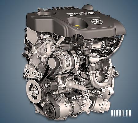 двигатель toyota corolla 1.4 грм