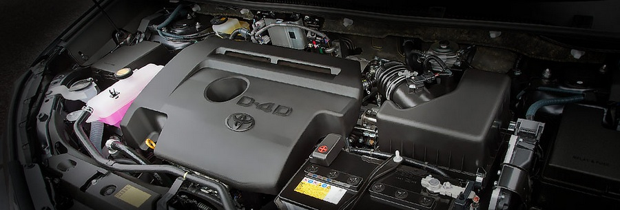 дизельный двигатель 2ad-ftv toyota rav-4