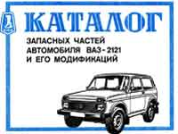 Информация о двигателе ВАЗ 2121