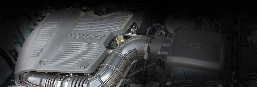 Силовой агрегат 2123 под капотом Шевроле Нива.