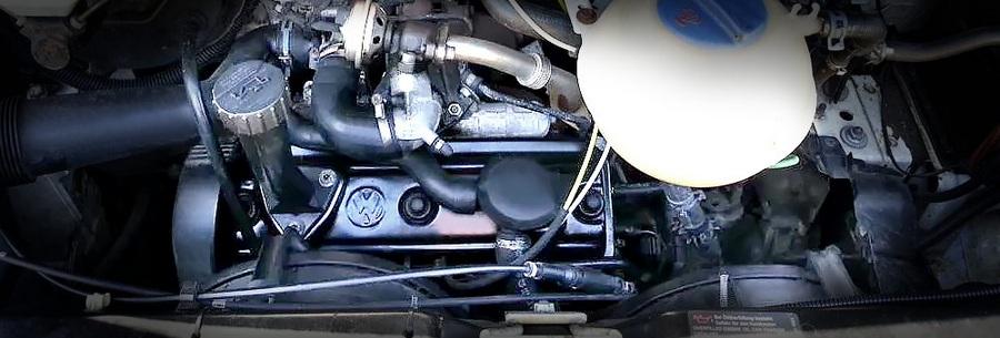 Система охлаждения фольксваген транспортер т4 1 9 дизель завод конвейер ру