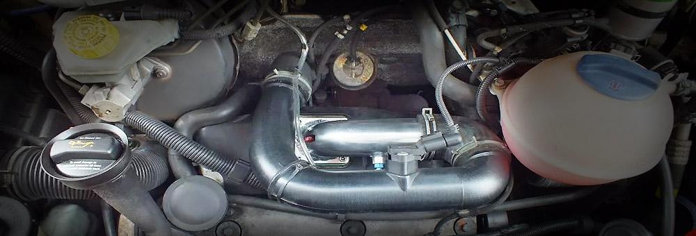 двигатели транспортера т4