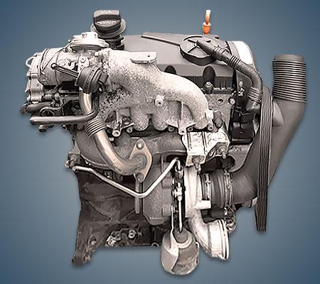 дизельные двигатели фольксваген транспортер т5