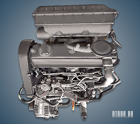 фольксваген транспортер двигатель 1 6 дизель