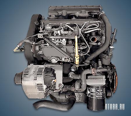 двигатель фольксваген транспортер 1 6 дизель
