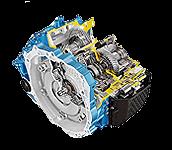 Иконка 8-ступенчатой акпп Aisin передний привод.