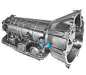 Иконка 5-ступенчатой АКПП Ford