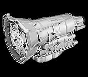 Иконка 6-ступенчатой автоматической трансмиссии GM