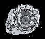 Иконка робота Renault с одним сцеплением