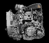Иконка робота Renault с двойным сцеплением