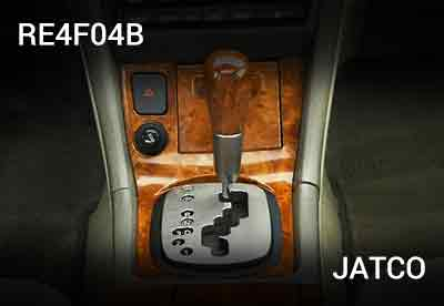 Картинка-ссылка АКПП Jatco re4f04b