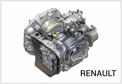 Картинка-ссылка КПП Renault