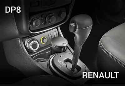 Картинка-ссылка АКПП Renault DP8